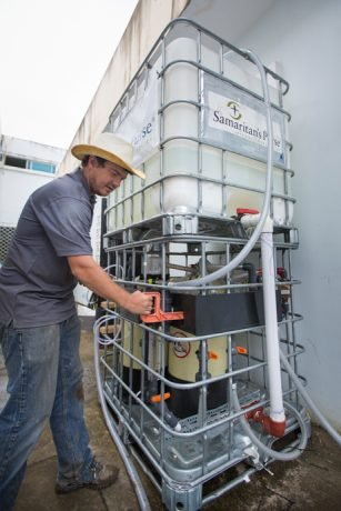 The community water filtration system set up in Jama should help meet both short-term and long-term needs for potable water.