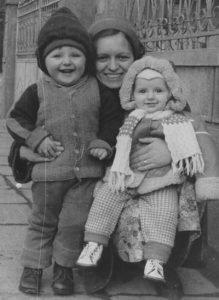 Dana childhood photo