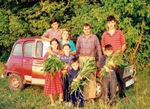 Olesea's Family