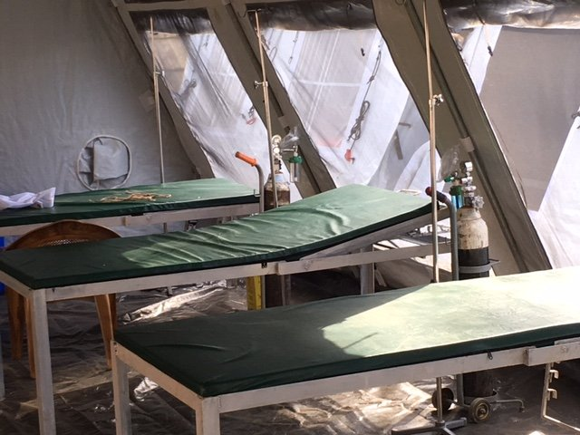 Please pray for the Rohingya who are suffering during this crisis. Pray for this new 50-bed centre as it begins to treat referred patients.