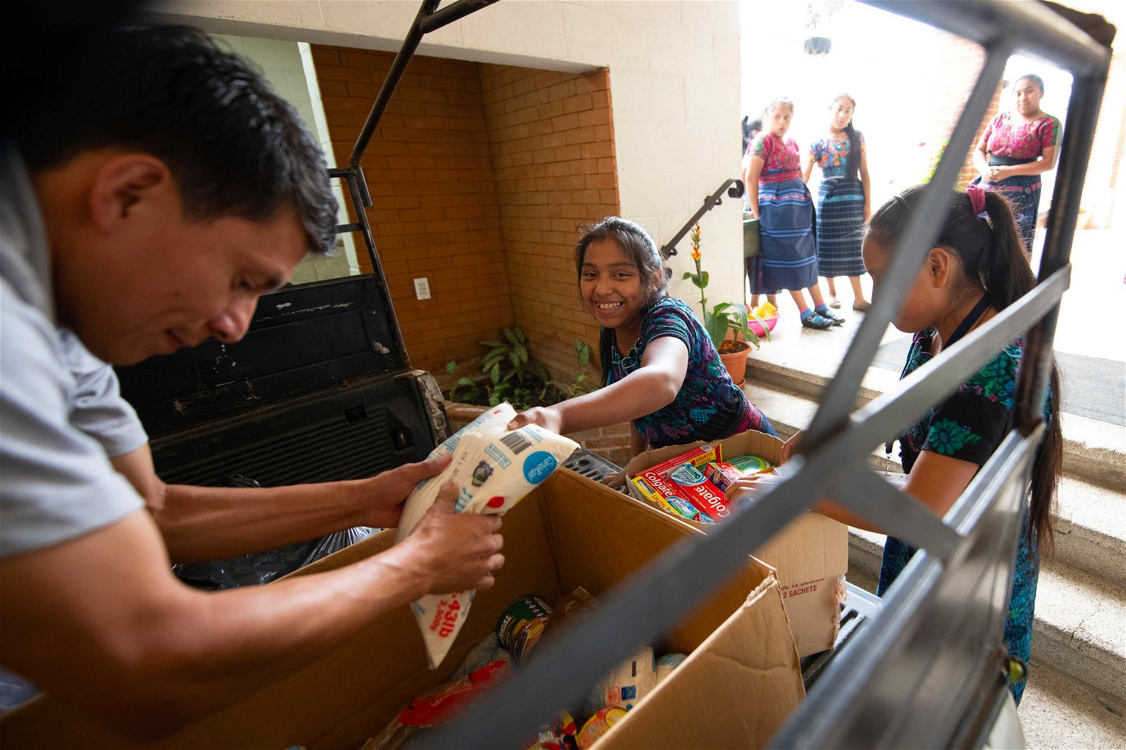 Samaritan's Purse is working in Guatemala through ministry partners to help people who have fled for their lives following a deadly eruption of Fuego Volcano.