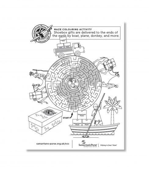OCC Maze