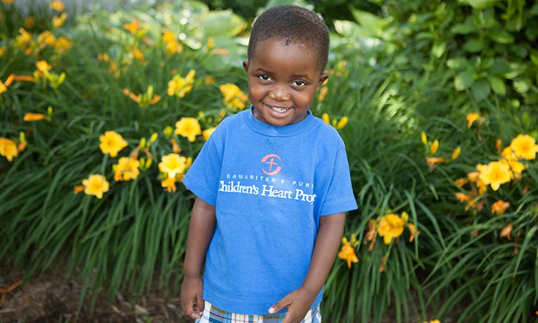 We praise God that children now have a second chance at life.