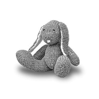 Cuddly bunny - low ink version