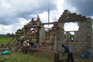 Samaritan's Purse has rebuilt more than 500 churches that were destroyed during years of war and conflict.