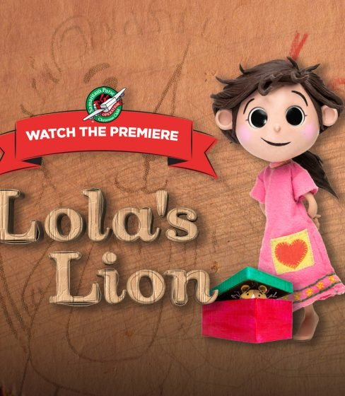 Lola's lion