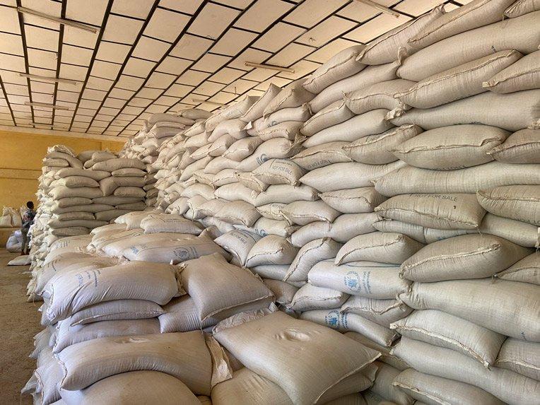 Samaritan's Purse is providing critical food supplies to families in Tigray.