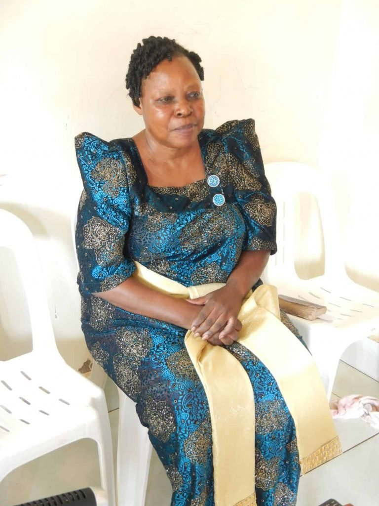 Mary Zema escaped a life of prostitution in Uganda and now leads an anti-trafficking ministry that is supported solely by Samaritan's Purse Canada.