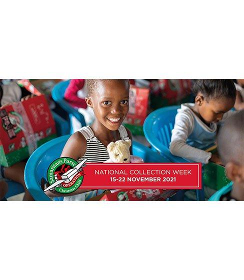 National Collection Week 15-22 November