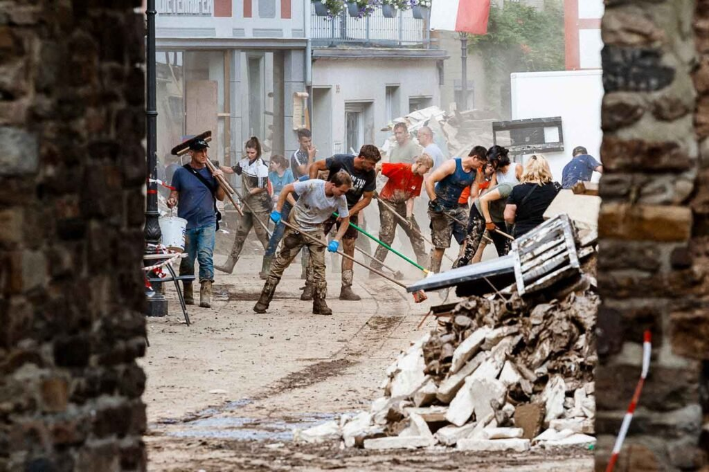 Please continue to pray for the people of Germany as they continue to recover from this disaster.
