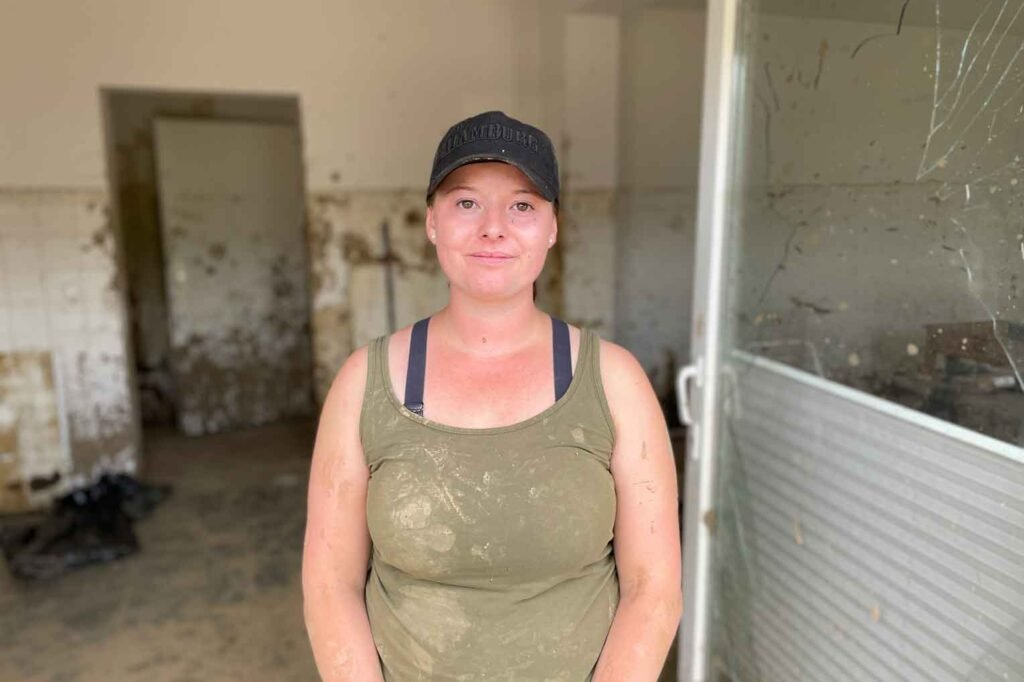 Victoria's dream apartment is ruined but she plans to rebuild thanks, in part, to the assistance of Samaritan's Purse.
